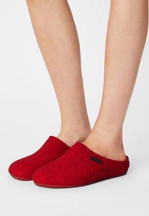 CILLA - Slippers - bright red
