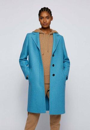 COLUISE - Classic coat - blue