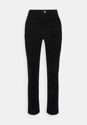 THE HIGH RISE - Pantalon classique - black