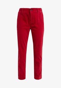 CLOSED - JACK - Kalhoty - ruby - 3