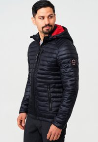 INDICODE JEANS - AGUILLAR - Winter jacket - black - 4