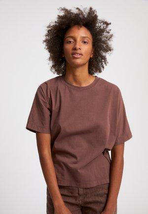 KAJAA  - Basic T-shirt - natural dusty rose