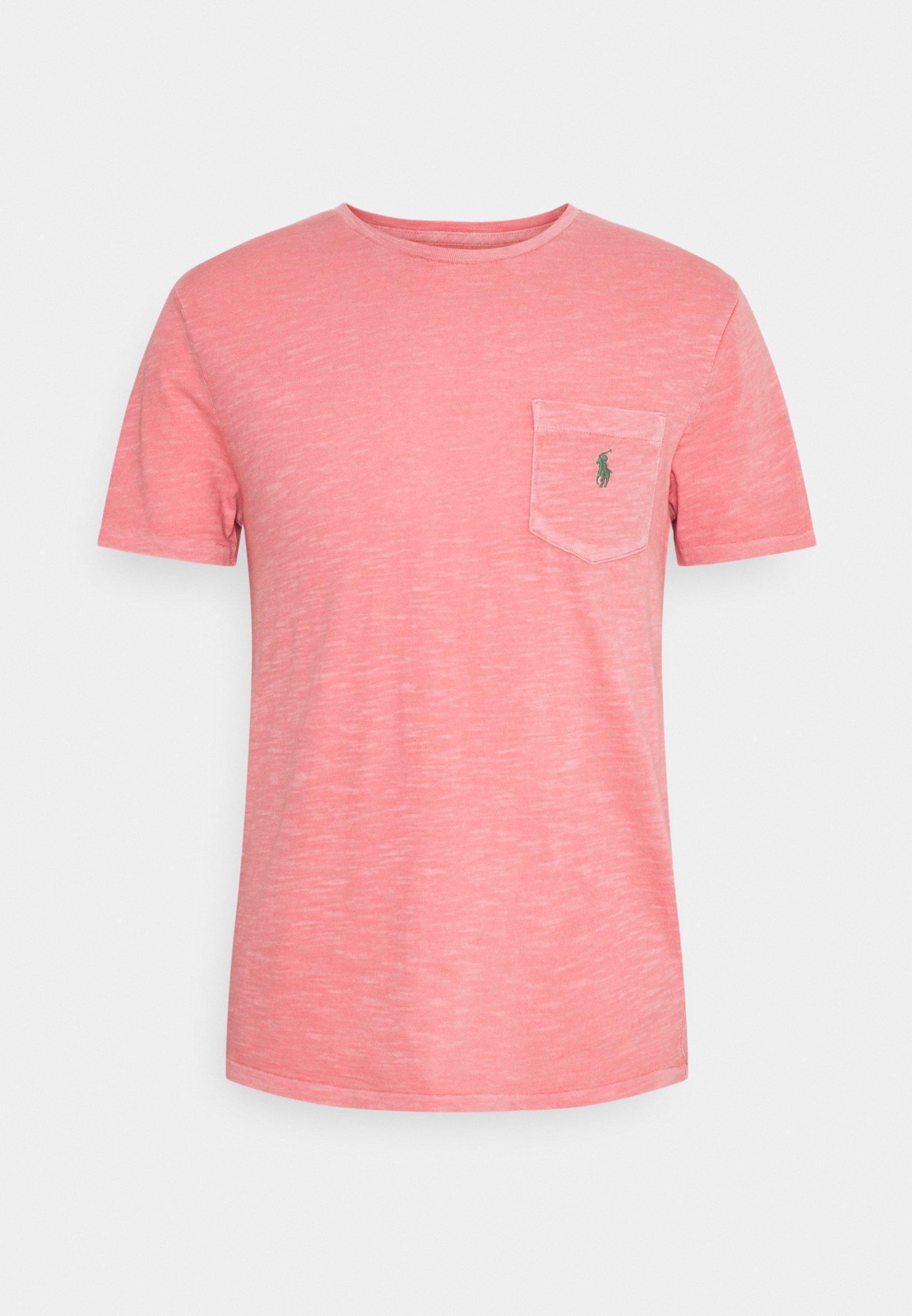 Homme CUSTOM SLIM FIT POCKET T-SHIRT - T-shirt basique