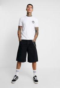 Carlo Colucci - UNISEX - Print T-shirt - weiss - 1