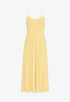 Jersey dress - vanille