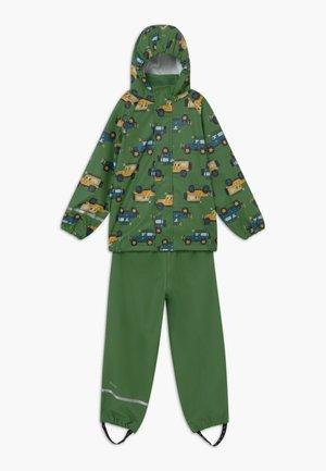 RAINWEAR SET - Vodotěsná bunda - elm green
