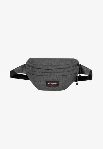 CORE COLORS - Bum bag - black denim