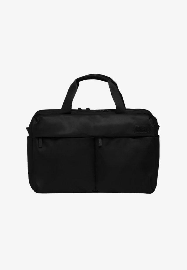 CITY PLUME - Laptop bag - black