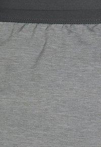 Nike Performance - STRIDE  - Pantalón corto de deporte - iron grey/heather/reflective silver - 2
