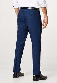 Esprit Collection - Pantalon - navy - 2