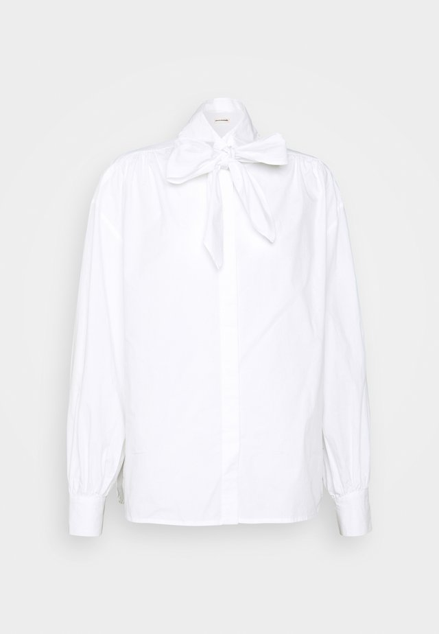 MALUKA - Overhemdblouse - white