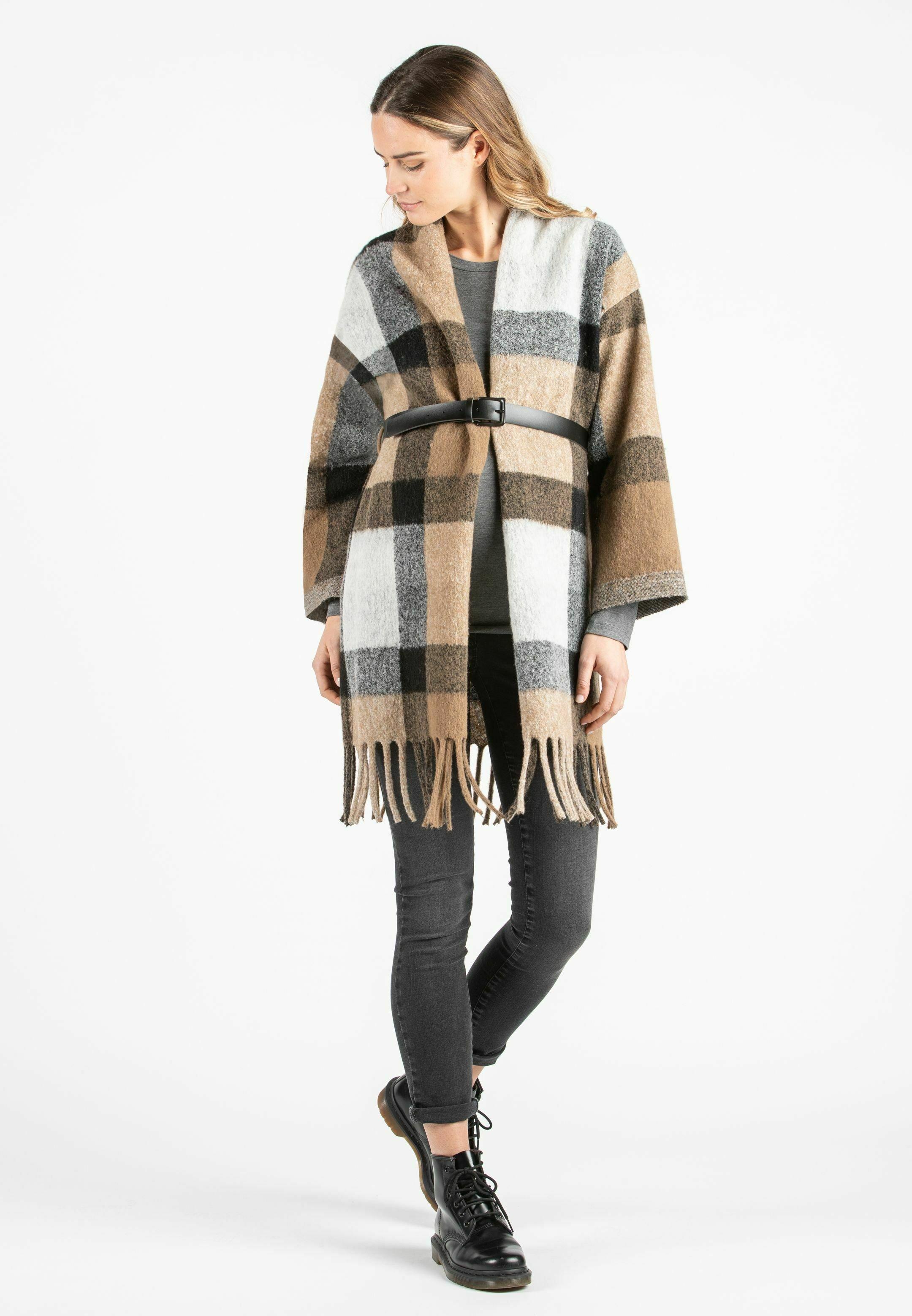 Damer TANIA - Klassisk frakke