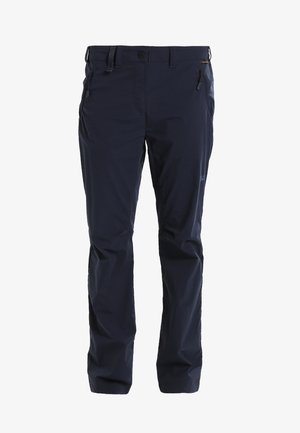 ACTIVATE LIGHT PANTS WOMEN - Trousers - midnight blue