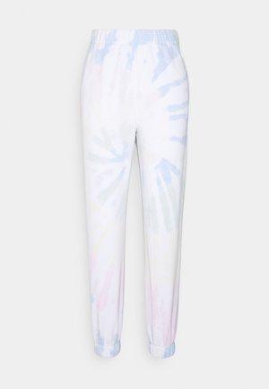 CHAIN DAD JOGGER - Teplákové kalhoty - neon tie-dye
