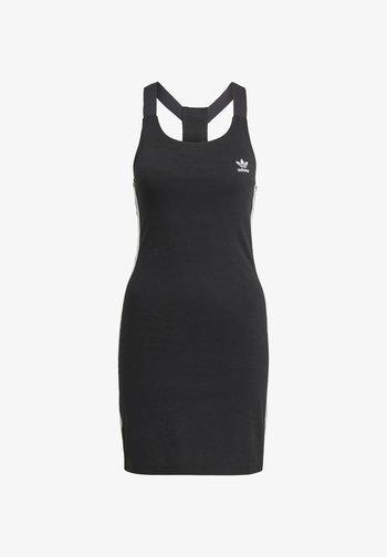 RACER DRESS - Vestido ligero - black