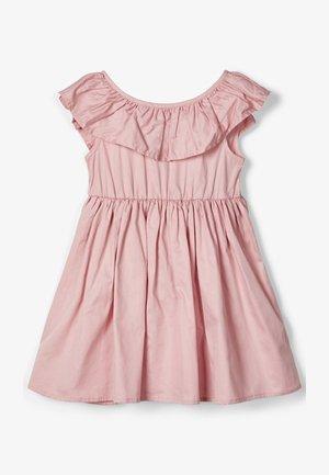 RÜSCHENKRAGEN - Cocktail dress / Party dress - pink nectar