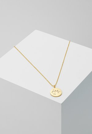 SAGITTARIUS - Necklace - gold-coloured/crystal