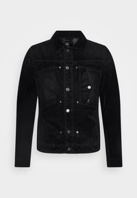 G-Star - SCUTAR SLIMJKT - Summer jacket - black iced flock - 5