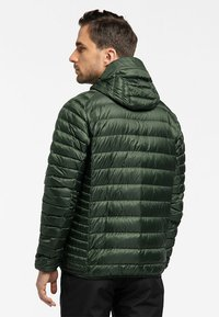 Haglöfs - ROC DOWN HOOD - Down jacket - fjell green - 1
