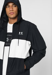 Under Armour - Chaqueta de entrenamiento - black/onyx white - 4