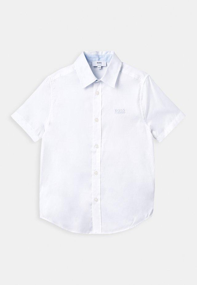 Overhemd - weiss