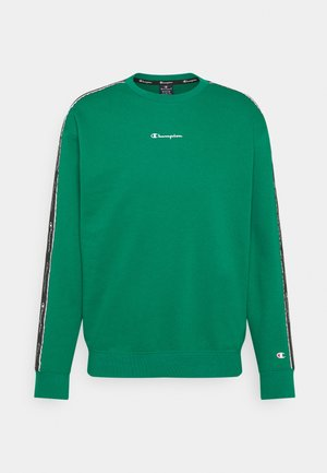 TAPE CREWNECK - Collegepaita - green