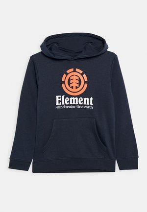 VERTICAL HOOD BOY - Hoodie - eclipse navy
