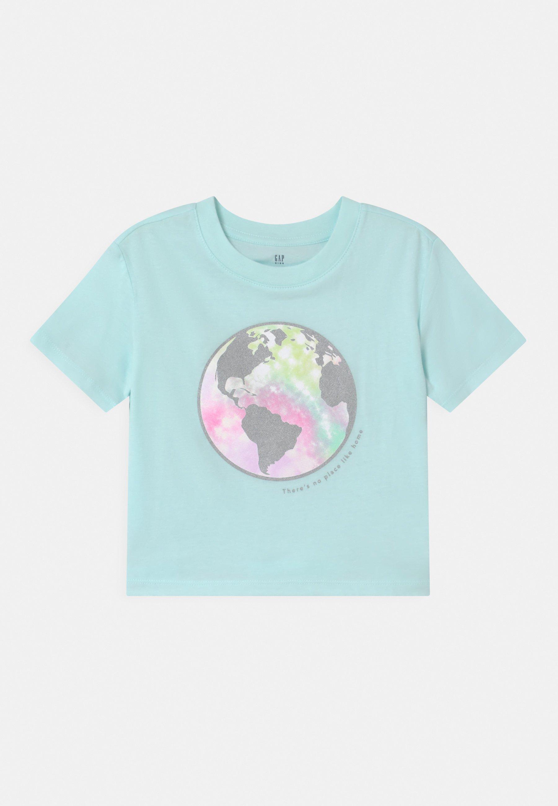 Kids BOXY  - Print T-shirt