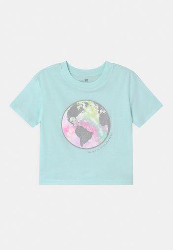 BOXY  - Print T-shirt - glass of water
