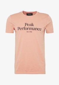ORIGINAL TEE - T-shirt imprimé - perched