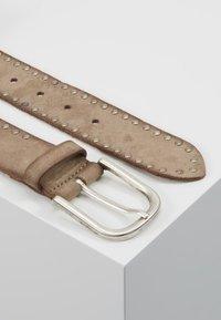 Vanzetti - Belt - taupe - 2