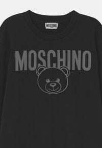 MOSCHINO - UNISEX - Sweatshirt - black - 2