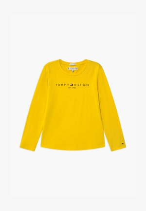 ESSENTIAL TEE - Long sleeved top - yellow