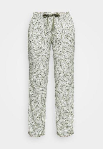MIX & MATCH TROUSERS  - Pyjamabroek - sage green