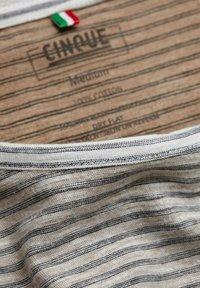 Cinque - Long sleeved top - braun - 4
