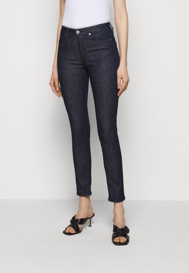 IRIS - Jeans Skinny Fit - blue thread