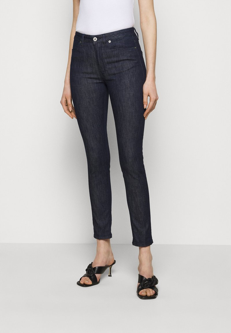 Dondup - IRIS PANT - Jeans Skinny Fit - blue thread