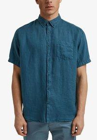 Esprit - Shirt - teal blue - 6