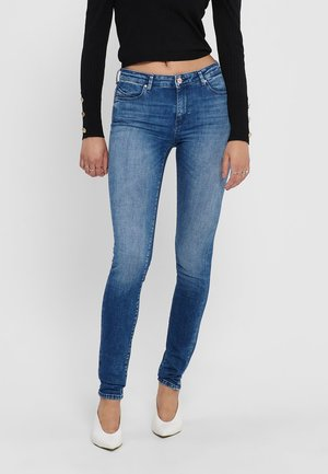ONLISA REG - Jeans Skinny Fit - medium blue denim