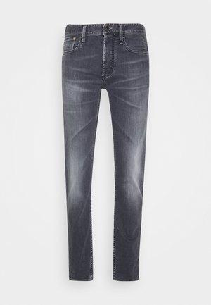 HAMMER - Straight leg jeans - black