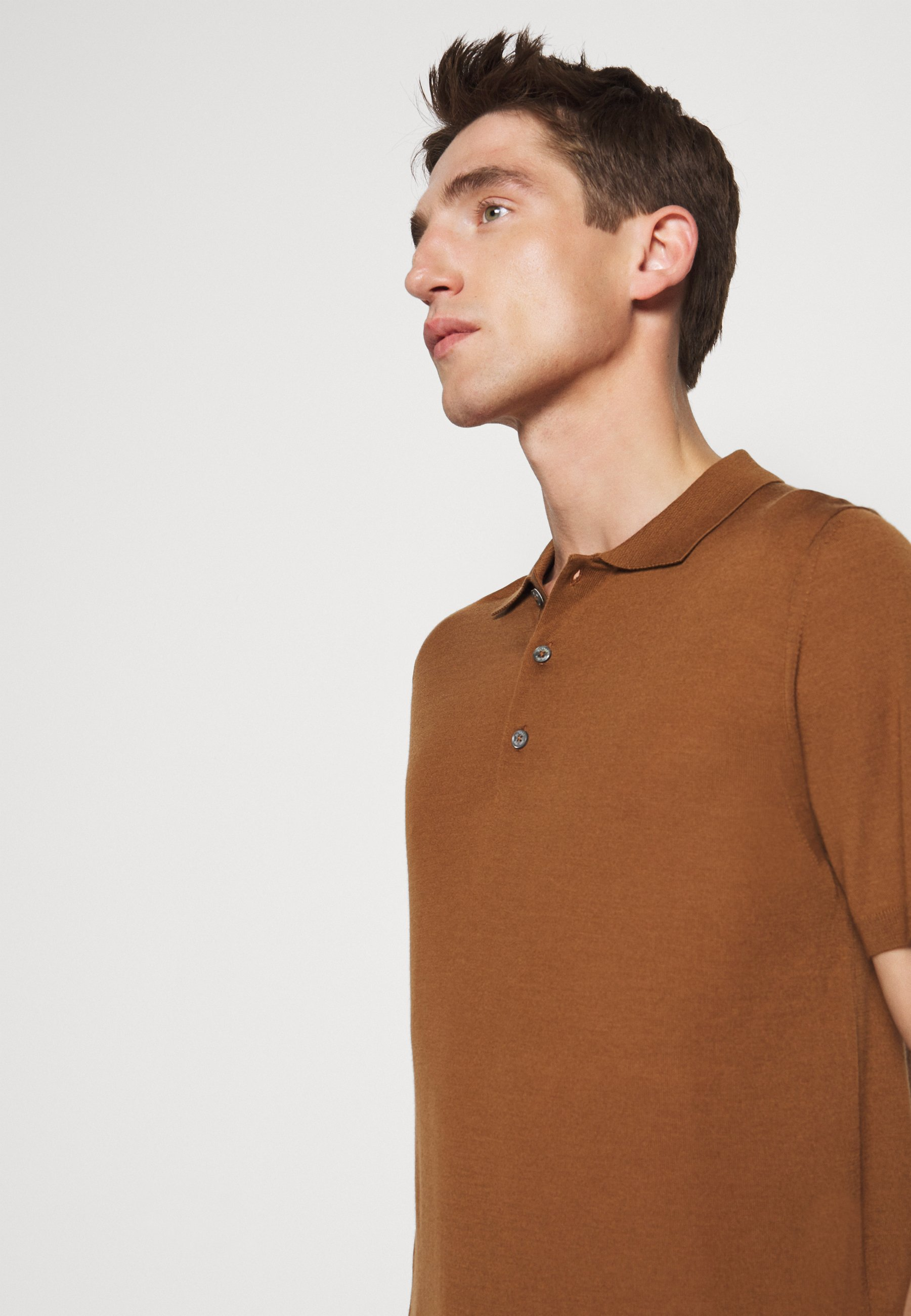CLOSED MEN´S - Polo - antique wood gyAHh