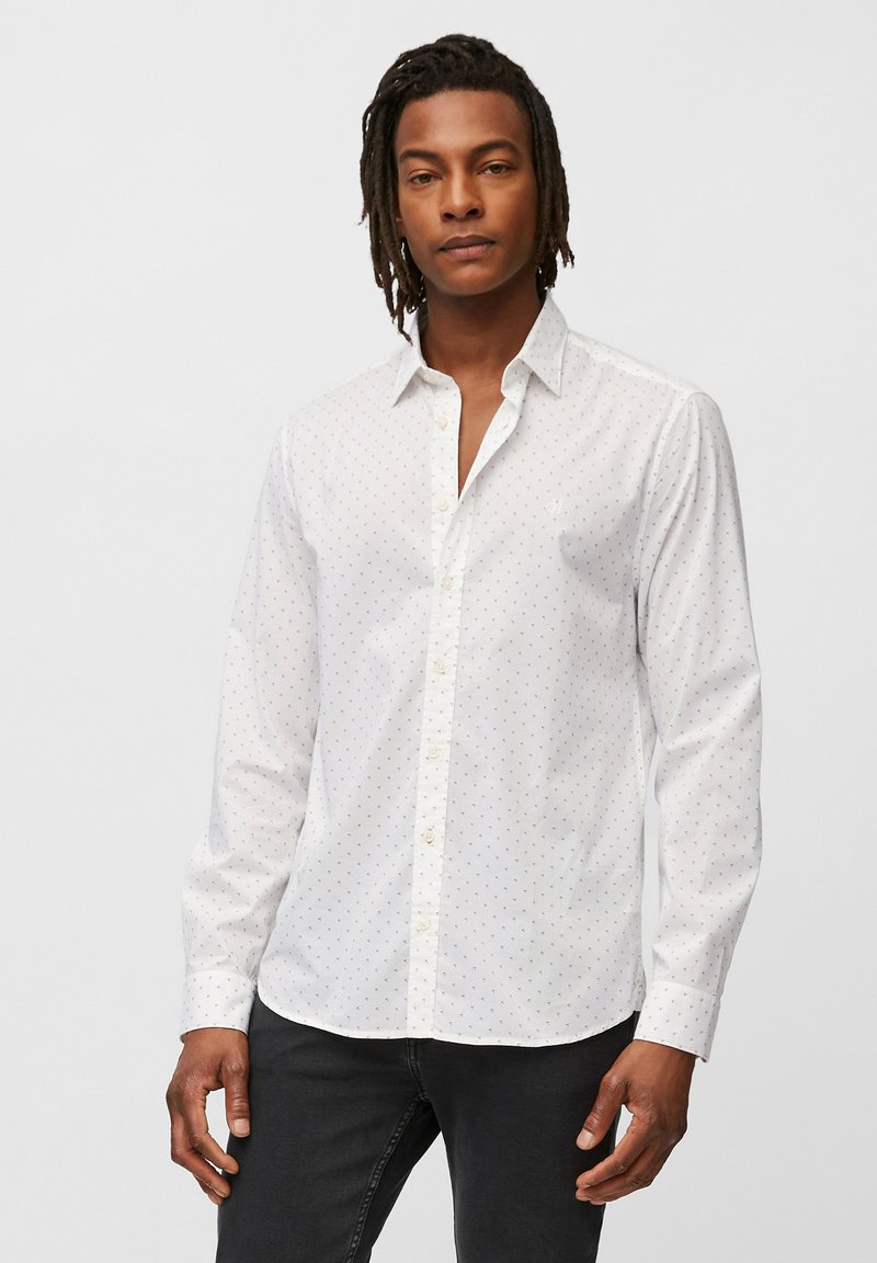 Marc O'Polo - Shirt - multi/egg white