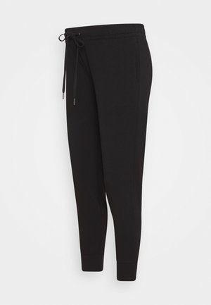 SUPER SOFT JOGGER - Tracksuit bottoms - black