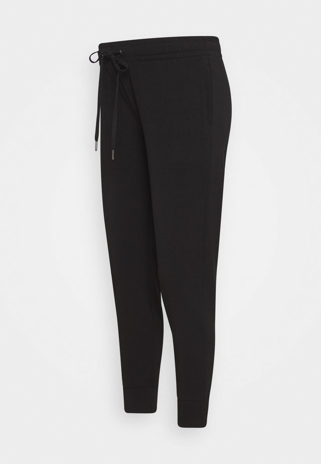 SUPER SOFT JOGGER - Trainingsbroek - black