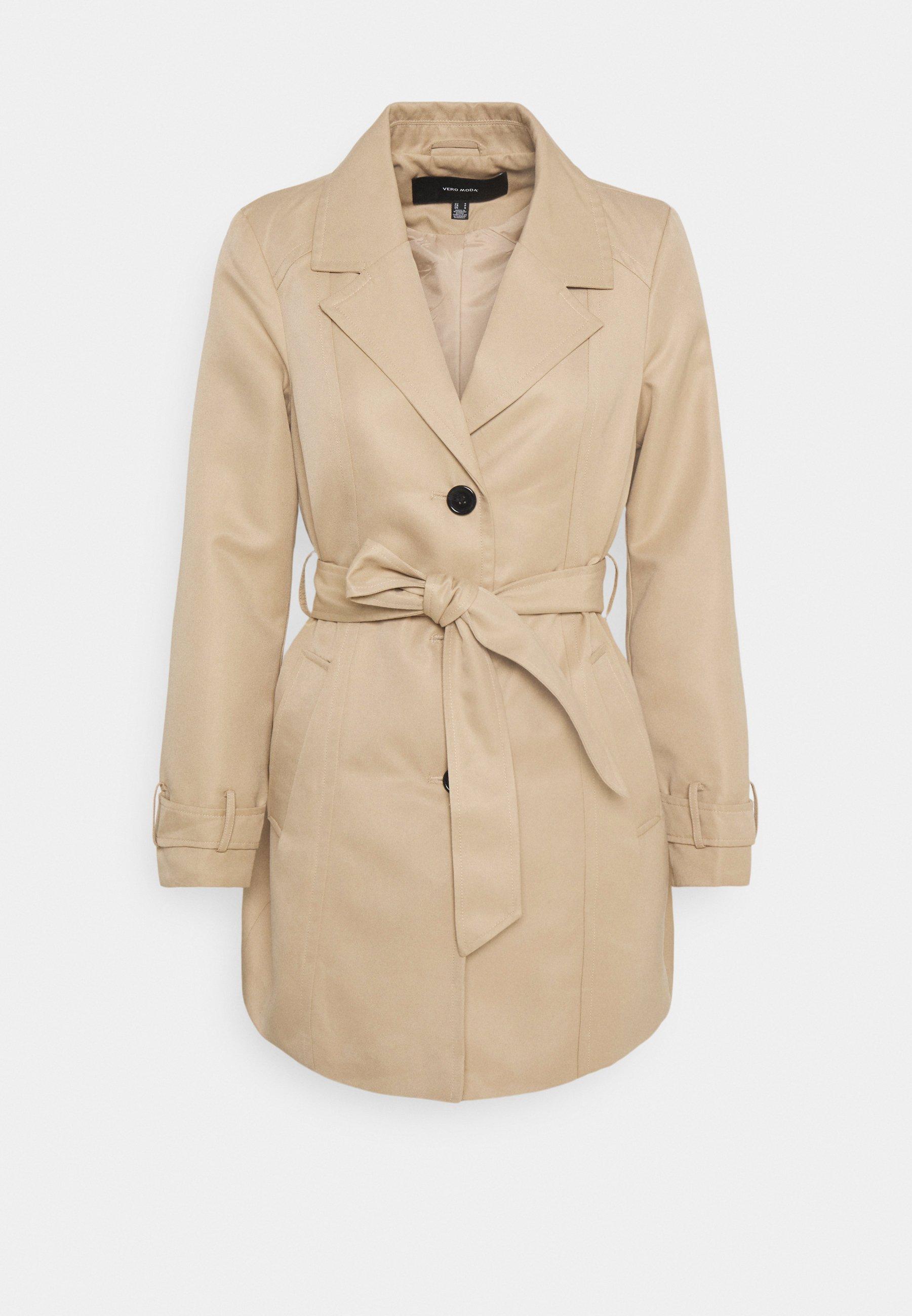 Damen VMMADISONDONNA - Trenchcoat