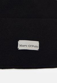 Marc O'Polo - SPORTY - Beanie - black - 2
