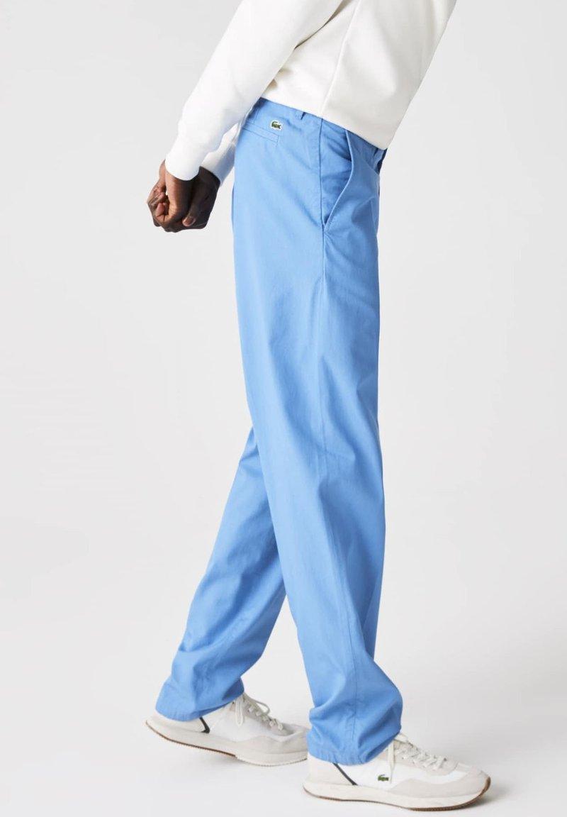 Lacoste - Trousers - blau