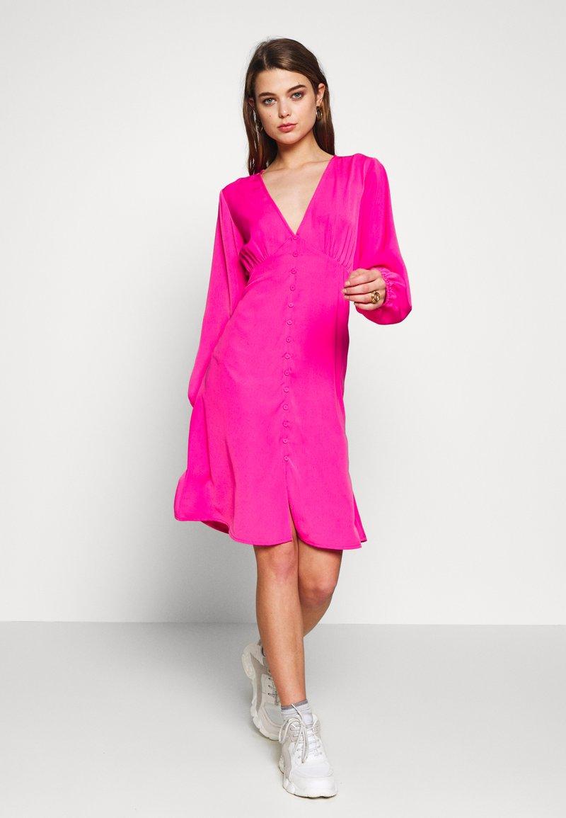 Moves - TAVINA - Day dress - pink rose