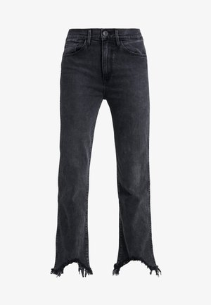 AUSTIN CROP - Slim fit jeans - rush