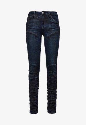 5620 STAQ 3D MID SKINNY - Jeans Skinny - blue denim
